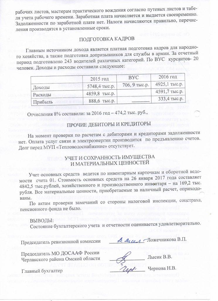 Акт ревизии финансово-хозяйственной деятельности_МО ДОСААФ Черлакского района_от 26-01-2017_002